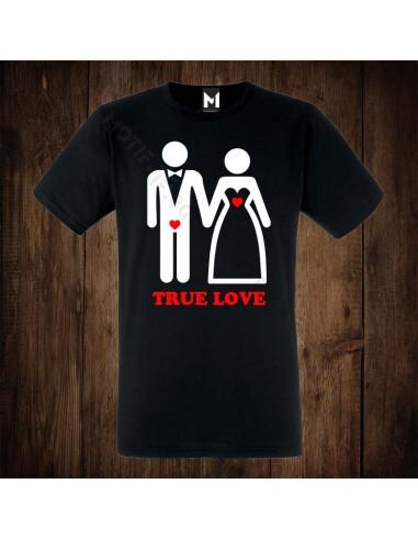 Тениска Motif True Love v2