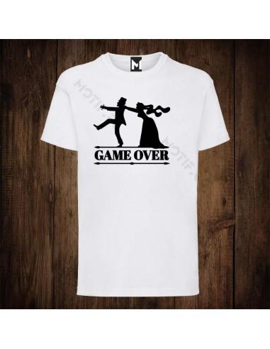 Тениска Motif Game Over 3
