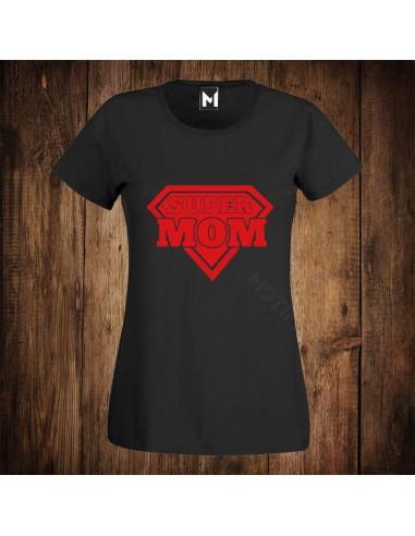 Тениска Motif Super MOM v2