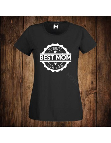 Тениска Motif Best MOM